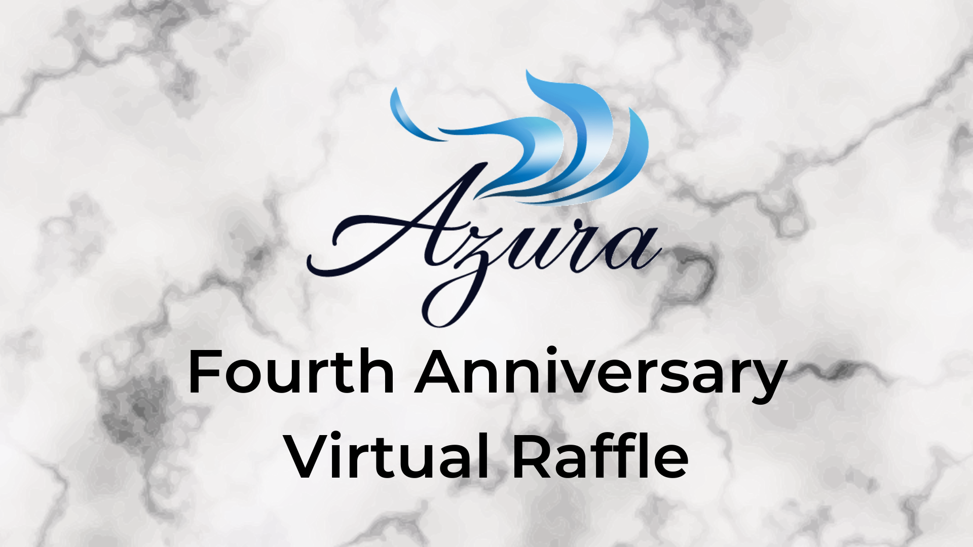 Azura Fourth Anniversary Celebration Raffles