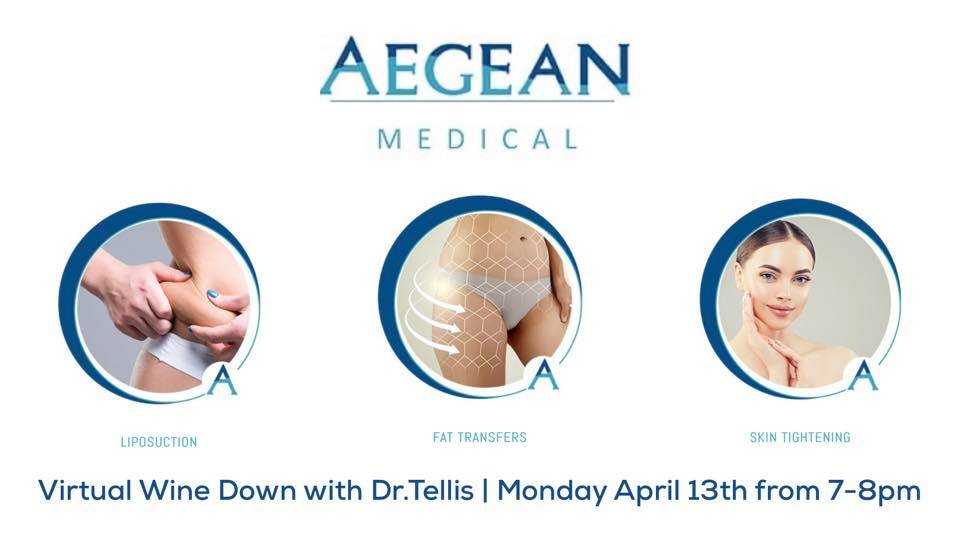Azura Skin Webinar: Virtual Wine Down with Dr Tellis