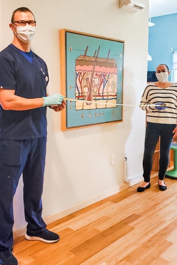 Azura Skin Care Center Chats About Pediatric Dermatology with Neighbor Dr. Craig Burkhart