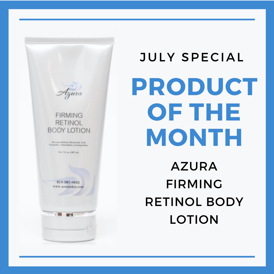 July Product of the Month at Azura Skin Care Center