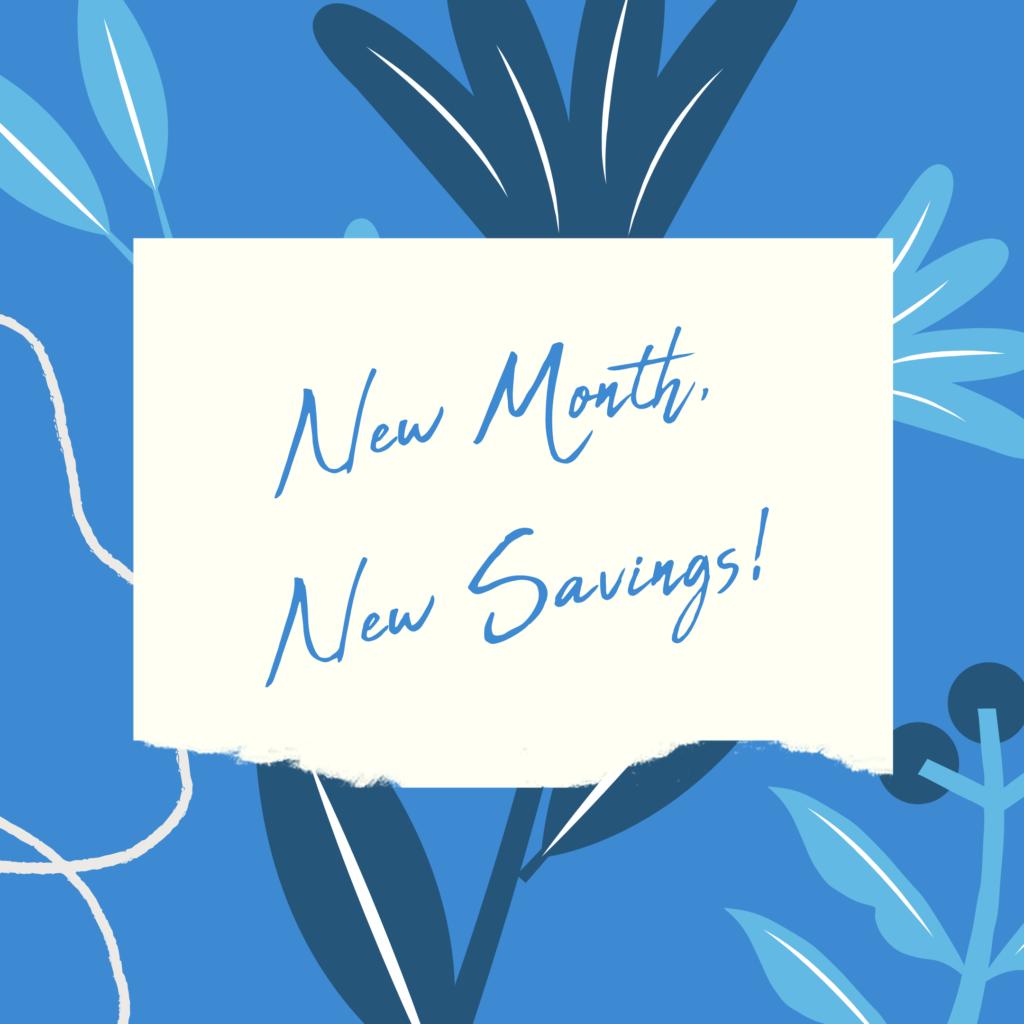 Azura - New Month New Savings