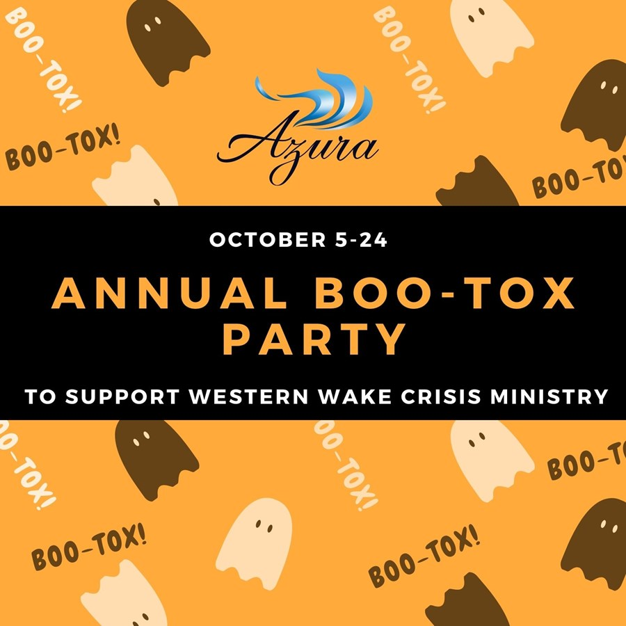 Annual Boo-Tox Party at Azura Skin Care Center
