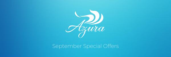 Azura September Special Offers