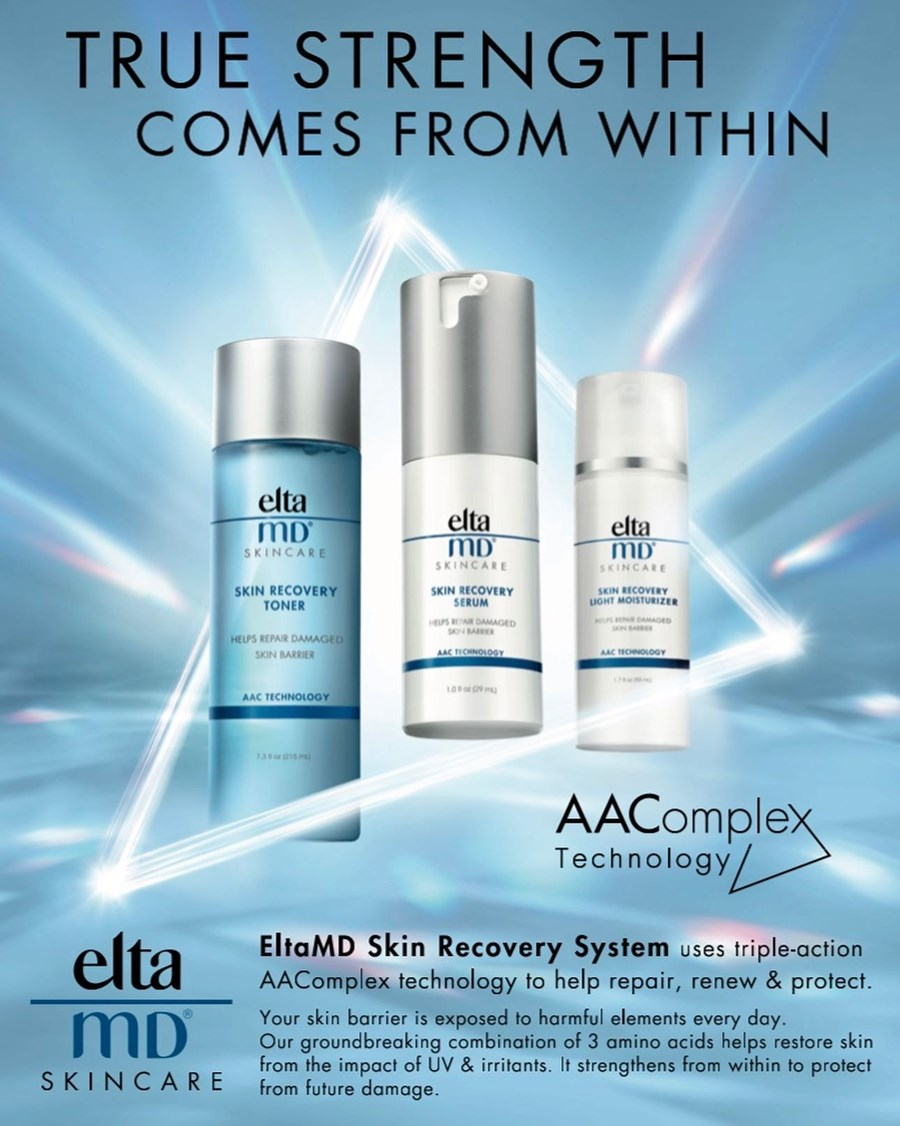 EltaMD Skin Recovery System at Azura Skin Care Center