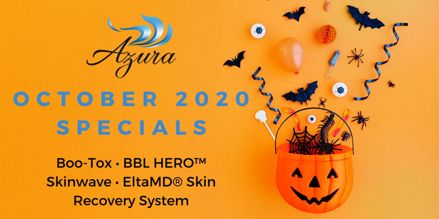 October 2020 Special at Azura Skin Care Center