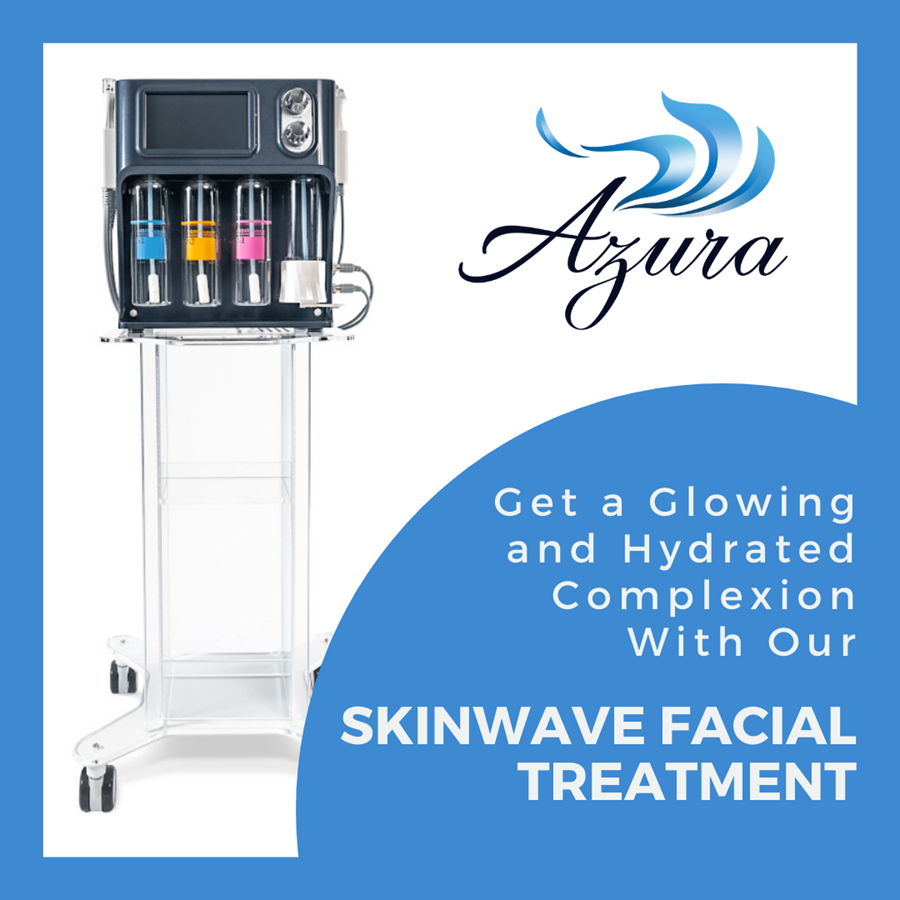 Skinwave Facial Treatment at Azura Skin Care Center