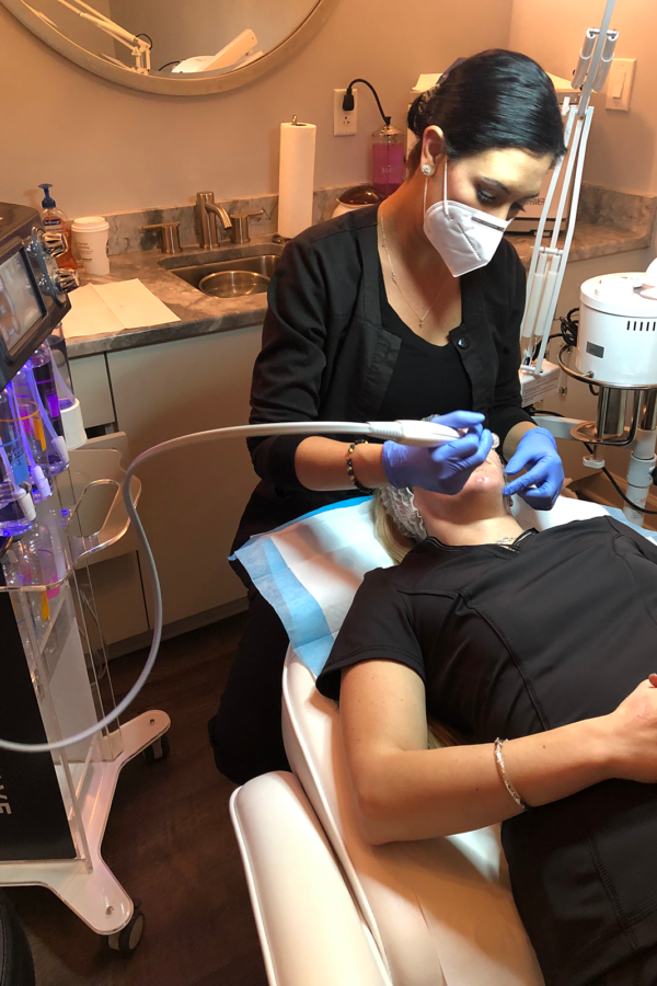 SkinWave Facial at Azura Skin Care Center Cary NC 1200