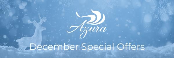 Azura December 2020 Special Offers Email Header
