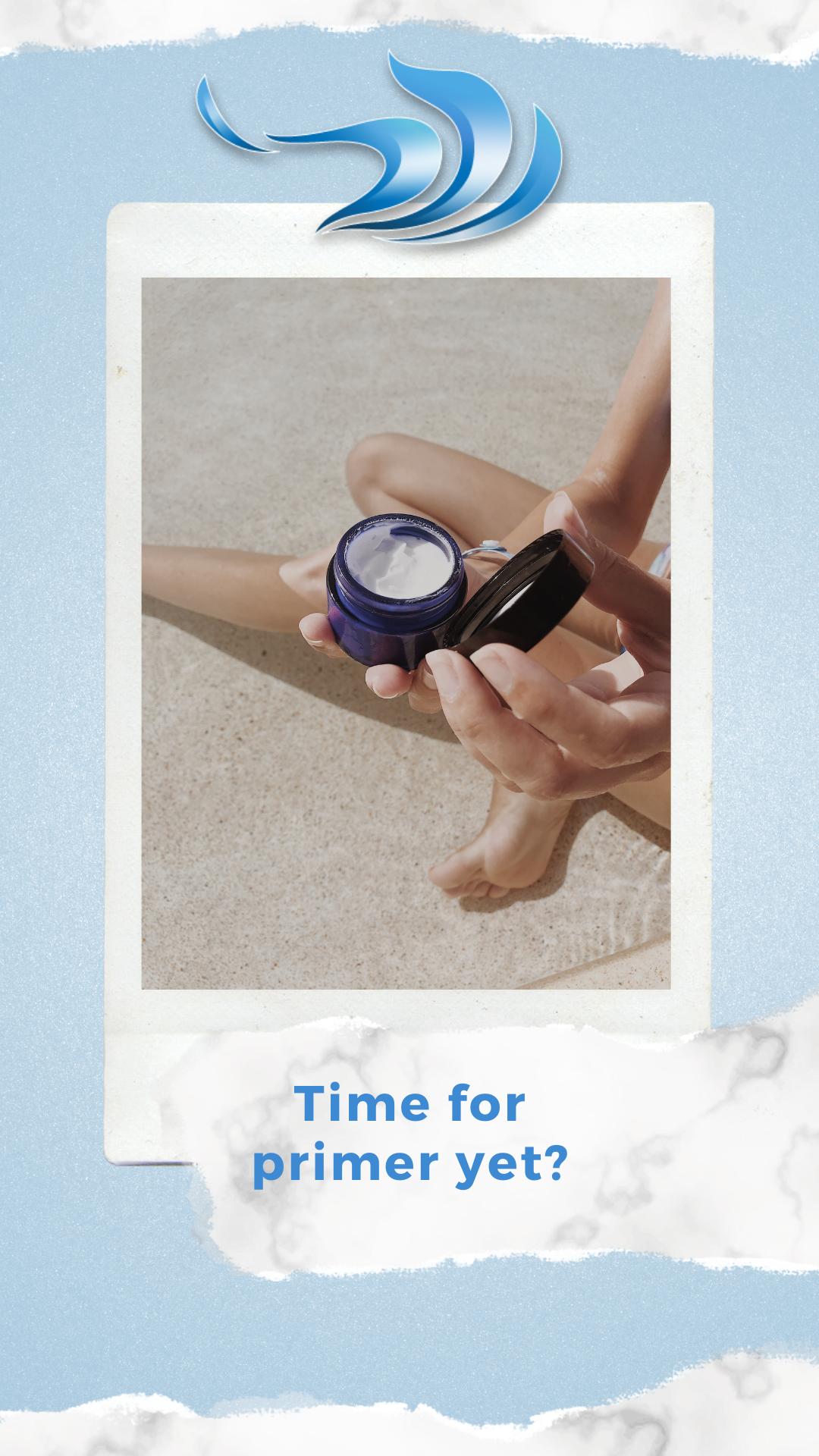 Azura Skin Care Routine Order question 3