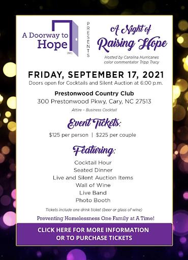 A Night of Raising Hope