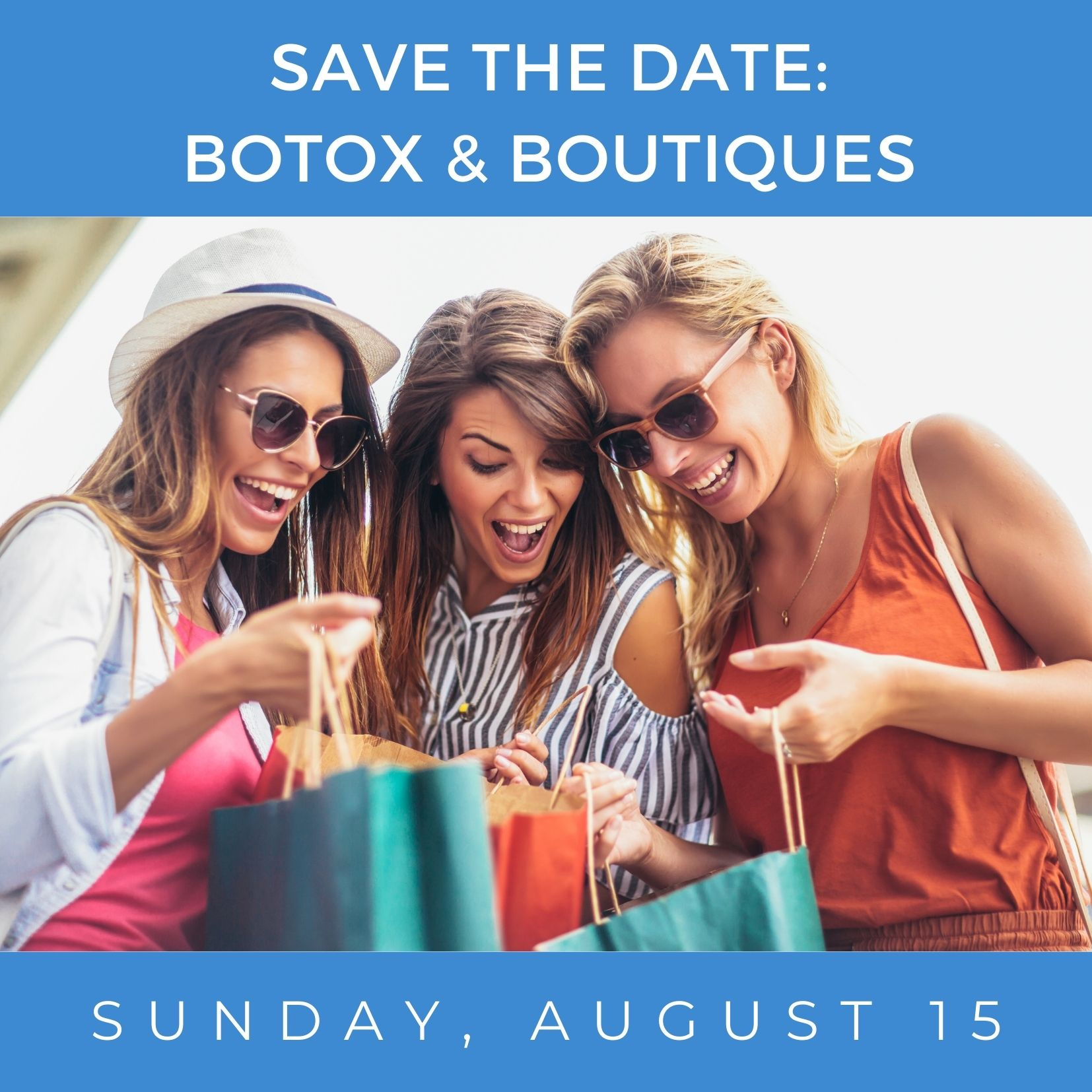 Botox and Boutiques at Azura Skin Care Center