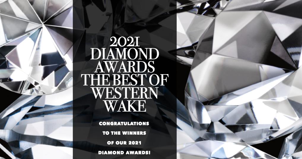 2021 Cary Living Diamond Awards