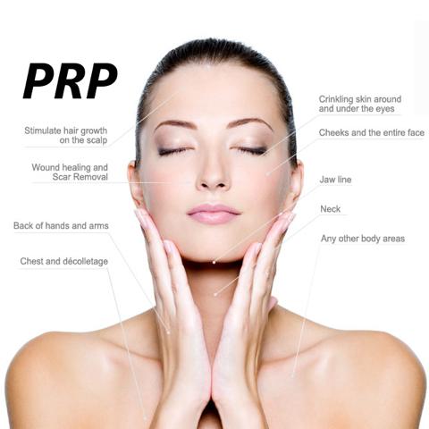 PRP at Azura Skin Care Center