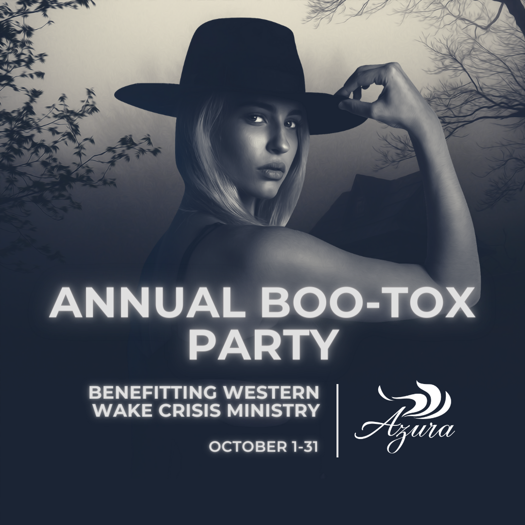 Azura Annual Boo-Tox Party 2021 Benefitting Western Wake Crisis Ministry